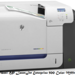 Spesifikasi HP LaserJet Enterprise 500 Color M551 Series