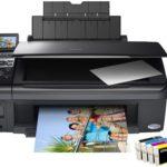 Pengertian dan Cara Kerja Printer Ink Jet