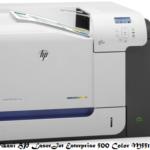 Spesifikasi HP LaserJet Enterprise 500 Color M551 Series