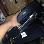 Service Printer Canon MP237 yang Mengalami Error